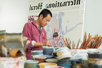 Xiaoze Xie, professor in Art and Art History