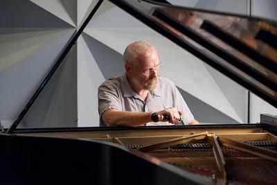 Peter Sumner, principal concert piano technician