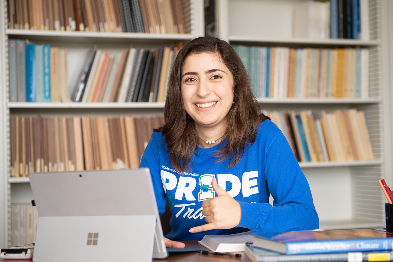 Outstanding Graduate Megan Greige