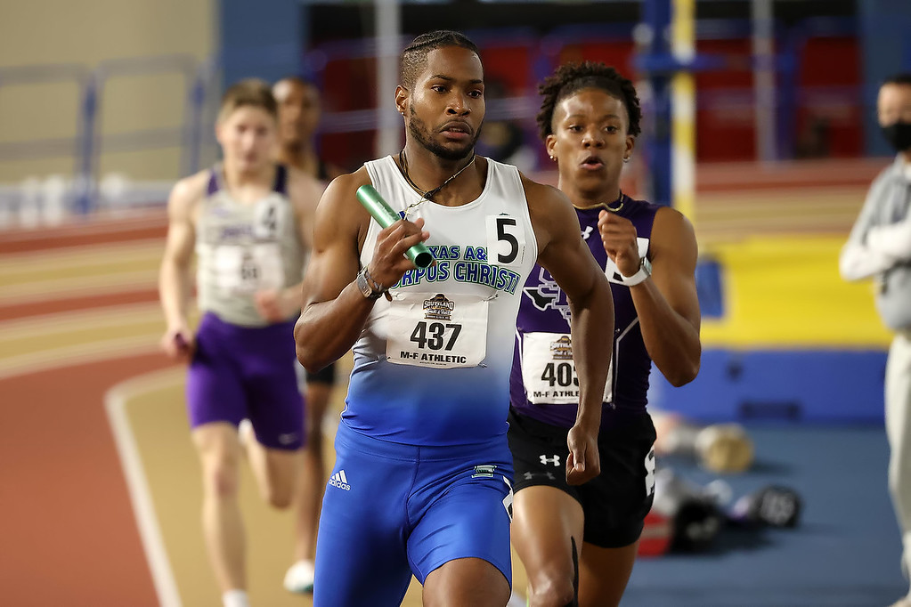 2021 Southland Conference Indoor Track & Field Championships
