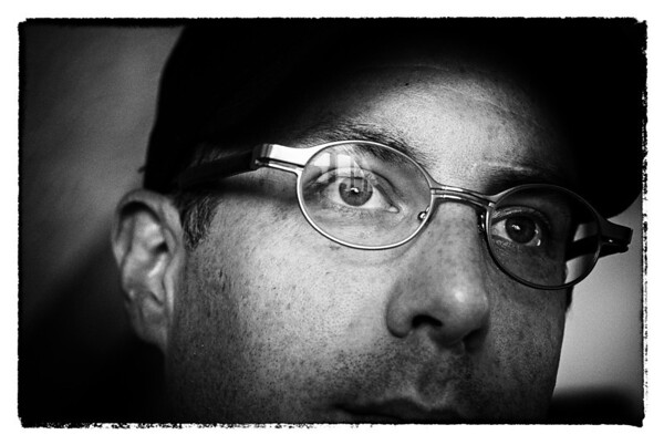 August 18, 2011 :: Another B&W Portrait <br /> I've started going into school to get ready for the new school year that starts in a couple of weeks.  This summer it has been pretty easy to go out and take pictures or spend time working on them.  I'll have to be sure and find time as my schedule fills up.
