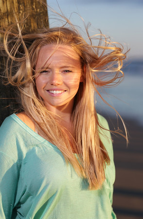 Wind and Hair