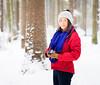 Winter Portrait of a Photog