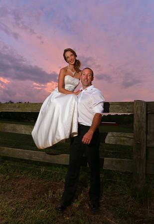 A Wedding Sunset