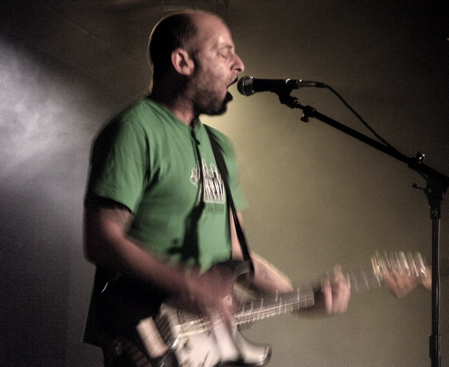 Jerry Joseph live in Harrisburg, PA. Sept, 06.<br /> <br /> <br /> © Martin Radigan. All images copyright protected