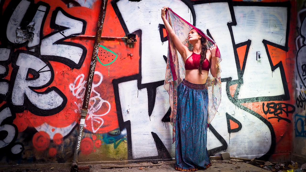 Lindsey #1 - Ft. Tilden Shoot - Dec 2016