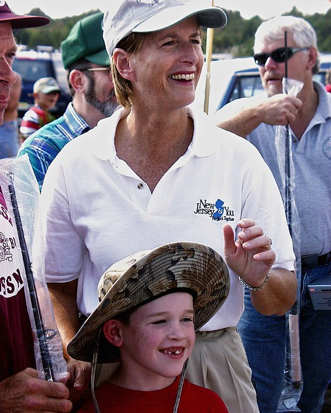 Gov. Christie Whitman