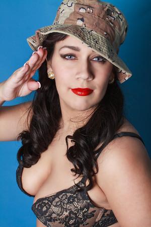 Model - Allora Chantelle Photographer - Ed Devereaux Portland Oregon Photo-30