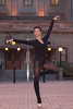 Jazmine Ballet Dancer Pioneer Courthouse Square Portland Oregon-1250