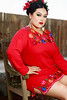 Model: Cinthya Camarena<br /> MUA: Yaneth Fraga<br /> HS: Liliana Herrera<br /> Host: Anny Saavedra<br /> Stylist: Alejandras Colors