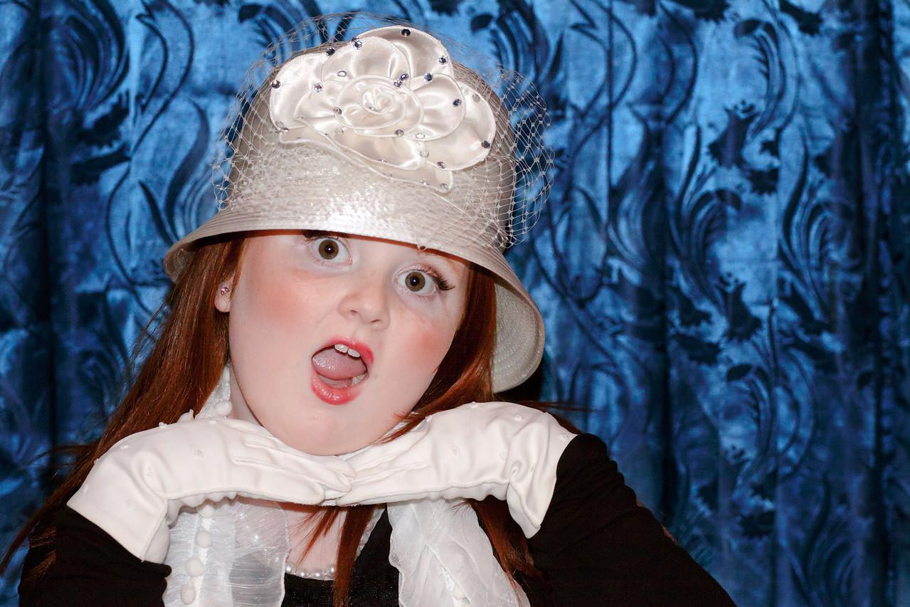 Hat store editorial portraits