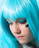 Miku Cosplay Portrait