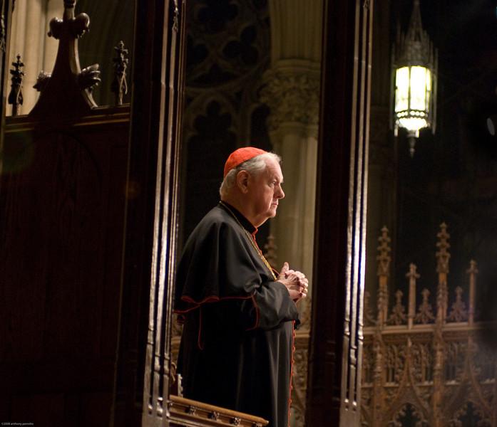 Cardinal Egan, NYC