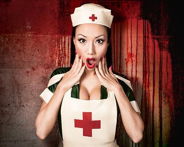 nurse vixen 1