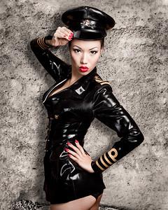 Jade Vixen military 3