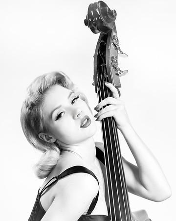 Mosh, Double Bass Portrait