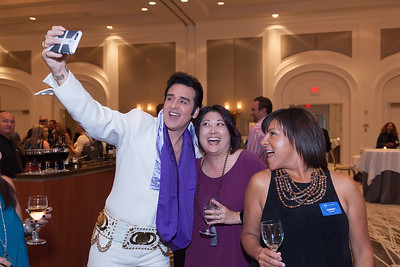 Elvis showed up at the Sciton Conference in Las Vegas.