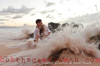 IMG_0227-James and Tracy-engagement session-Bonzai Pipeline-Rockpile-Oahu-Hawaii-July 2011