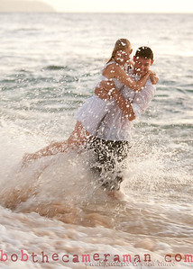 0M2Q0085-James and Tracy-engagement session-Bonzai Pipeline-Rockpile-Oahu-Hawaii-July 2011