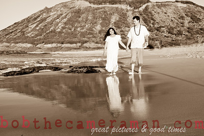 0M2Q6356-Sharon and Nathaniel Stillman engagement portrait-Blowhole-Sandy Beach-Oahu-Hawaii-September 2011-Edit-2