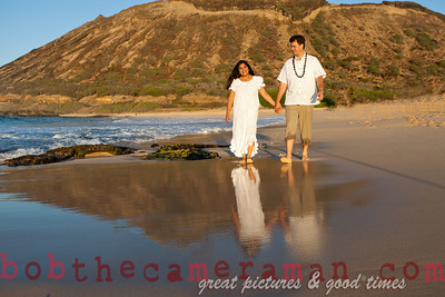 0M2Q6356-Sharon and Nathaniel Stillman engagement portrait-Blowhole-Sandy Beach-Oahu-Hawaii-September 2011-Edit