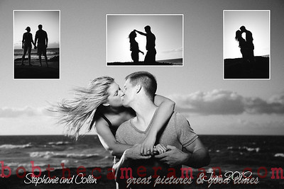 Collage_6M9A9074-Stephanie and Collin engagement pictures-Save The Date-Kaena Point-North Shore-Oahu-Hawaii-June 2012