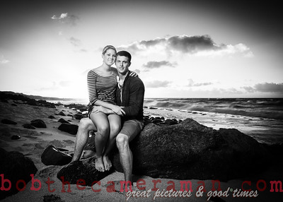 6M9A9110-Stephanie and Collin engagement pictures-Save The Date-Kaena Point-North Shore-Oahu-Hawaii-June 2012-Edit-2