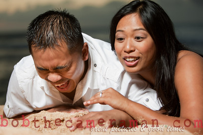 0M2Q9780-Jeffrey and Xania Engagement Portrait Session-North Shore-Rockpile-Oahu-Hawaii-March 2011