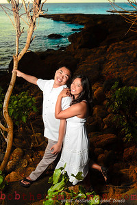 IMG_2711-Jeffrey and Xania Engagement Portrait Session-North Shore-Rockpile-Oahu-Hawaii-March 2011-Edit