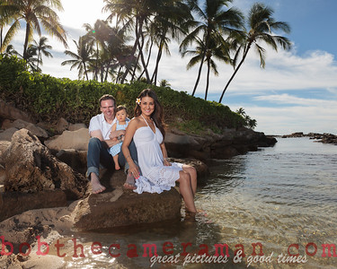 IMG_6623-Bocalbos Lommerin family portrait-Paradise Cove Public Beach-Oahu-October 2013