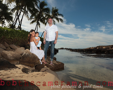 IMG_6618-Bocalbos Lommerin family portrait-Paradise Cove Public Beach-Oahu-October 2013