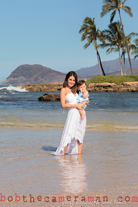 IMG_2056-Bocalbos Lommerin family portrait-Paradise Cove Public Beach-Oahu-October 2013-Edit