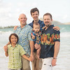 IMG_3078-Crockatt family portrait-Kailua Bay-Na Mokulua-Hawaii-August 2013
