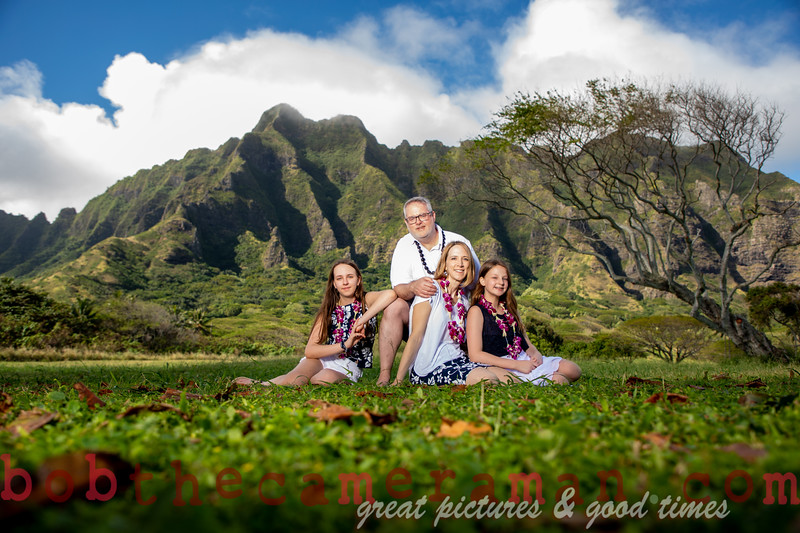 H08A7428-Jacobson Family Portrait-Kualoa Regional Park-Oahu-Hawaii-December 2019-Edit