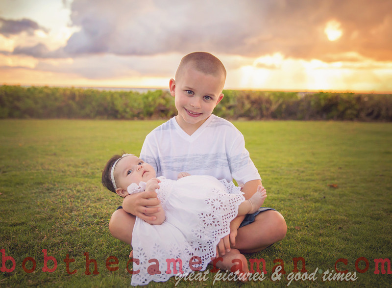 028-Kennedy Family Portrait-Disney Aulani Resort-Ko Olina-Oahu-March 2014