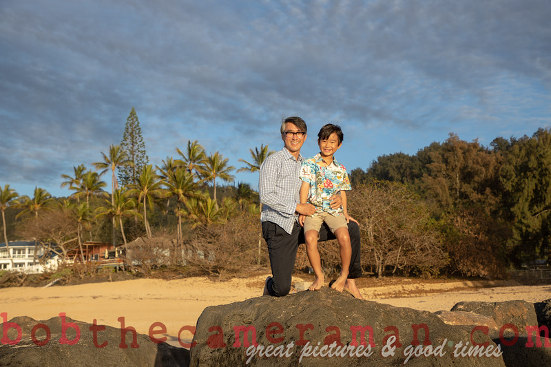 4N8A2754-Kim family portrait-Sunset Beach-North Shore-Oahu-Hawaii-February 2019-Edit