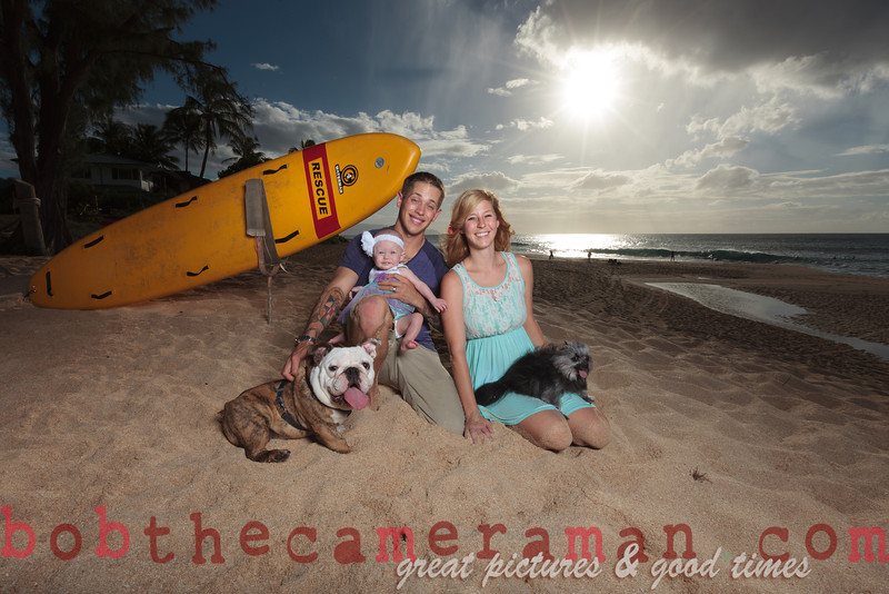 IMG_0104-Martinez Family portrait with dogs George and Moo-Rockpile-North Shore-Hawaii-September 2013