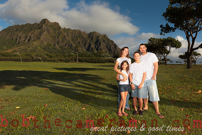 IMG_5675-Orta Wright Paredes family portrait-Kualoa Regional Park-Oahu-October 2013-Edit