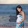 0M2Q8682-Karla-17 weeks-maternity portrait on the beach-Rockpiles-Oahu-Hawaii-March 2014