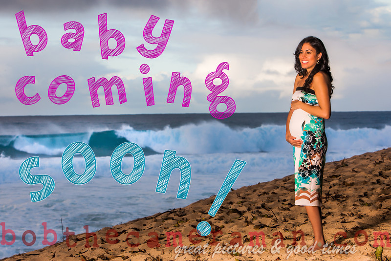 0M2Q8623-Karla-17 weeks-maternity portrait on the beach-Rockpiles-Oahu-Hawaii-March 2014-Edit-Edit
