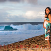 0M2Q8623-Karla-17 weeks-maternity portrait on the beach-Rockpiles-Oahu-Hawaii-March 2014-Edit-Edit-Edit