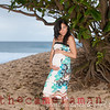0M2Q8602-Karla-17 weeks-maternity portrait on the beach-Rockpiles-Oahu-Hawaii-March 2014