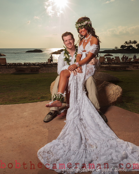 IMG_5197-Jim and Esther Ford-Newlywed Portrait-Disney Aulani Resort-Ko Olina-Oahu-Hawaii-January 2013-Edit-2