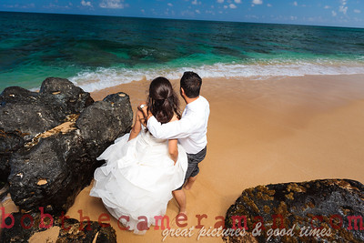 IMG_4389-Roozbeh and Ameneh honeymoon photo session-Shark's Cove-Bonzai Beach-North Shore-Oahu-August 2012