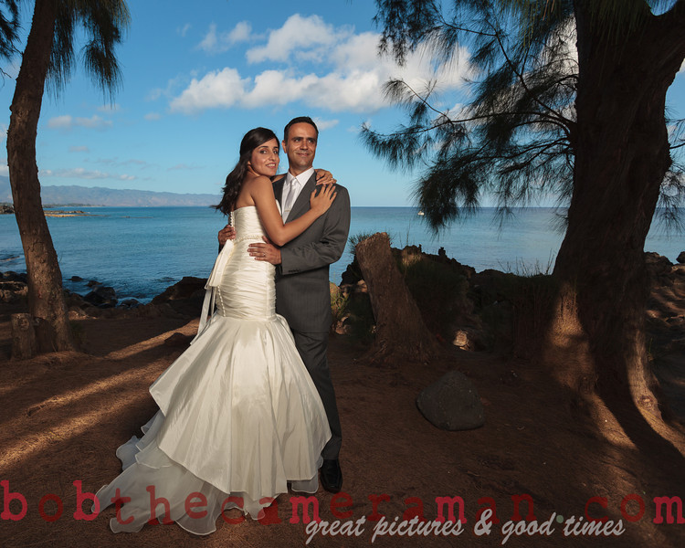 Need Honeymoon photos?  Bob The Camera Man is your Honolulu photographer and beyond!