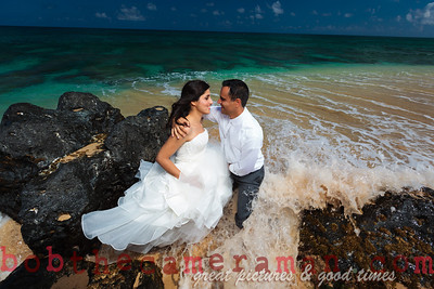 IMG_4399-Roozbeh and Ameneh honeymoon photo session-Shark's Cove-Bonzai Beach-North Shore-Oahu-August 2012