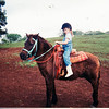 CHILDHOOD - 2 OF 6_APPLE JACK - FIRST PONY - MARIN AT 2 AND ONE-HALF