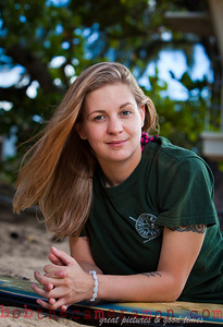 IMG_4374-Martina Muller portrait-Rockpile-Log Cabins-North Shore-Oahu-Hawaii-April 2012