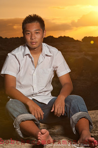 0M2Q0675-Micah Senior Portrait-Ko Olina-Honouliuli Ahupuaa-Oahu-Hawaii-March 2011-Edit