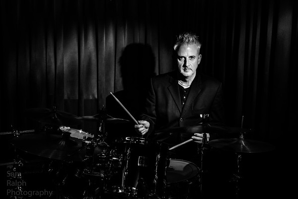 Newtown National Club - Jazz Night - Drummer Nick Milward